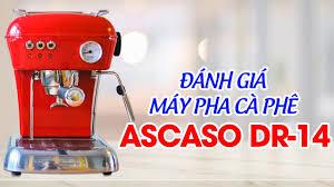 Review - Đánh giá] Máy Pha Cà Phê Gia Đình Ascaso Dream DR-14 - Tin tức  điện máy, thông tin điện máy