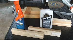 best wood glue for furniture woodwork
