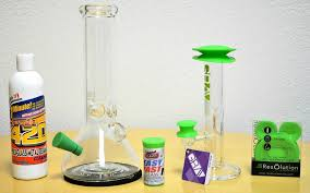 take care of glass bongs or bubblers