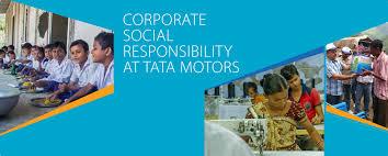 corporate social responsibility tata