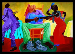 by Ivy Hayes   Afrocentric art, Art, Caribbean art