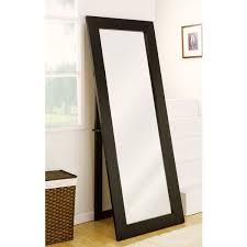 emilia black finish full mirror