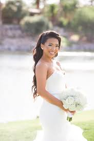 asian bridal looks makeup in the 702