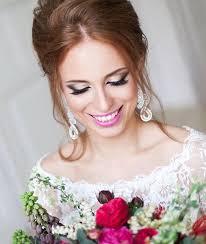 bridal hairstyles wedding makeup