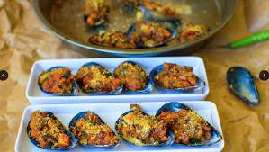 Stuffed Mussels Recipe by Archana's Kitchen