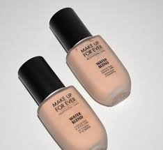 ever water blend face body foundation