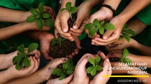 kata kata ucapan selamat hari lingkungan hidup nasional di