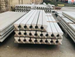 8ft Concrete Fence Posts In Sheffield South Yorkshire Gumtree