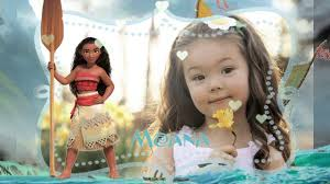 Video Invitacion Personalizada De Moana By Cotillon Princesas