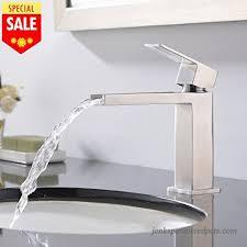 vesla home single handle waterfall