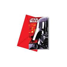 Comprar Invitaciones Star Wars Precios Baratos