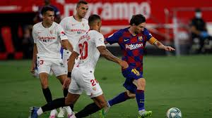 Siviglia-Barcellona 0-0: Messi nervoso e catalani imballati, esulta il Real  - La Notizia Sportiva - Il web magazine sportivo