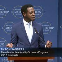 Byron Sanders | C-SPAN.org