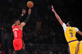 Covington has clutch debut, Rockets outlast Lakers 121-111 ...