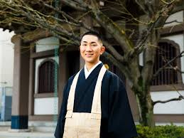 kodo nishimura buddhist monk makeup