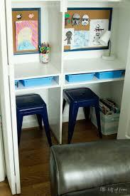 No Cost Build Kids Desks
