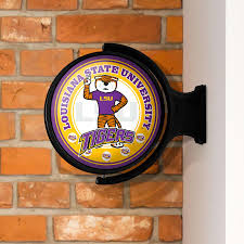 lsu tigers mike the tiger round