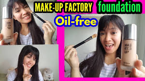 makeup factory foundation philippines