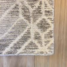 asher gray wool rug the phinery