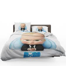 the boss baby animation s bedding