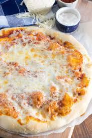 ultimate pizza dough recipe crazy for