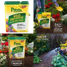 preen weed preventer with brilliant