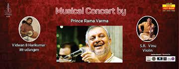 A Classical Event By Prince Rama Varma music-shows Bengaluru - BookMyShow