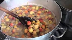 How to make crab apple jelly - YouTube