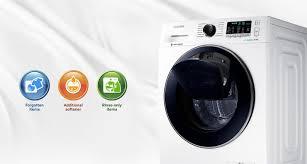 Nơi bán Máy giặt cửa trước Samsung Addwash WW75K5210US - lồng ngang, 7kg  giá rẻ nhất tháng 10/2020