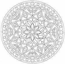 Free Large Mandala Coloring Pages Back To Coloring Pages Special