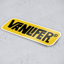 Classic Vanlife Stickers Vanlifer