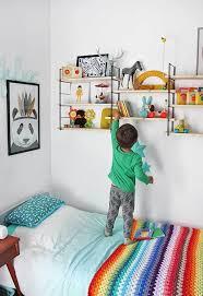 Colourful Boys Room Inspiration Kids Room Ideas Kids Room Decor Colorful Kids Room Kids Room Shelves Kid Room Decor