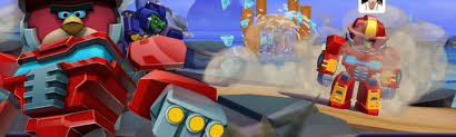 Angry Birds Transformers MOD APK 2.1.1 (Unlimited Money)