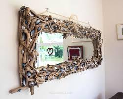 driftwood mirror rectangle driftwood