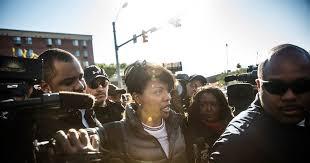 Under fire, Baltimore mayor Stephanie Rawlings-Blake stays 'no drama'