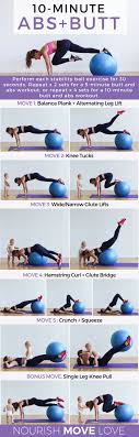 abs ility ball workout