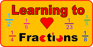 For the Love of Fractions: Kindy - 3rd grade. - MANGO Math Group