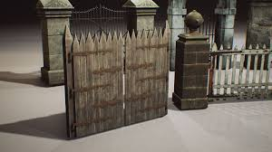 Fences And Gates Vol 1 In Props Ue Marketplace