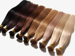 double weft hair extensions 1001
