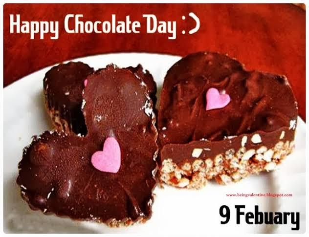 Chocolate Day 9th feb