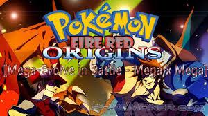 Pokemon Fire Red: Origins - Pokemoner.com