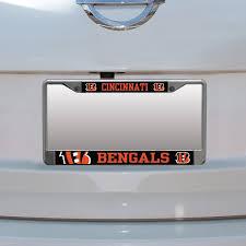 Cincinnati Bengals Car Accessories Hitch Covers Bengals Auto Decals Lids Com
