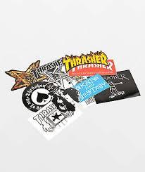 Skateboard Skate Stickers Zumiez