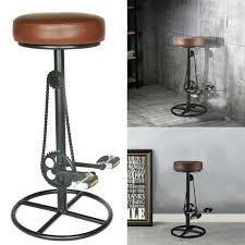 rustic kitchen pub bicycle pedal