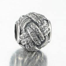 pandora love knot pendant charm the