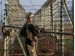 India Constructing Smart Fence On Loc Working Boundary I Love Kashmir
