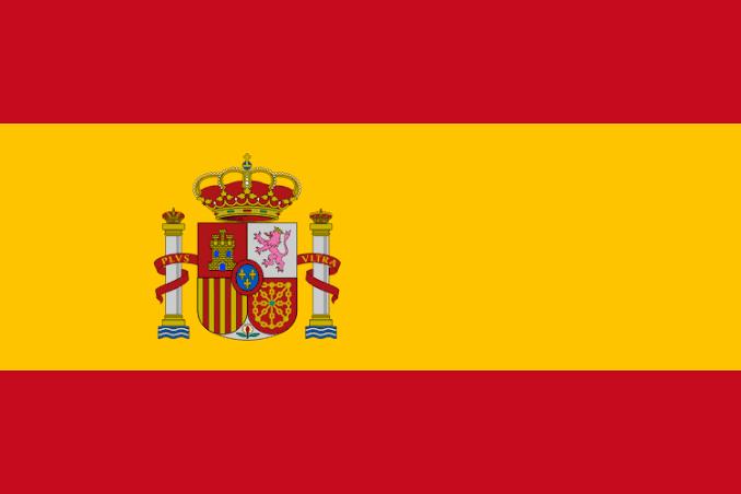 """Resultado de imagem para bandeira Espanha"""""""