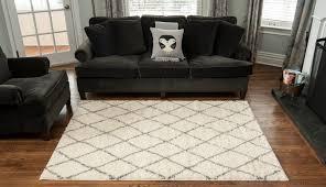 blue large rug rules light grey argos