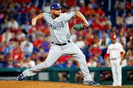 Baseball Kirby Yates' Journey to Becoming a Top Reliever Article ...