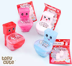 totto chan toilet candy dispenser